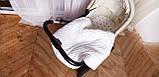 Плюшевый плед-одеяло, подушка и простынка, фото 3