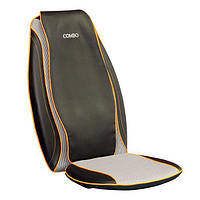 Массажная накидка на кресло Us Medica Combo для автомобиля, дома, офиса, дачи