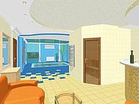 Дизайн интерьера помещений для сауны