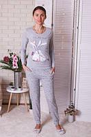 Домашние костюмы и пижамы женские