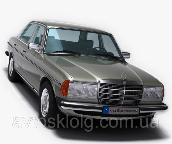 Стекло лобовое для Mercedes W123 E (Седан, Комби) (1976-1986)