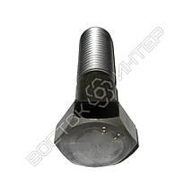 Болты М140 класс прочности 5.8 ГОСТ 10602-94, DIN 931 | Размеры, длина, вес, фото 3