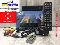 Цифровой тюнер T2 WIFI+YOUTUBE, IPTV, 2 USB, ресивер Т2, приставка Т2 для телевизора, фото 1