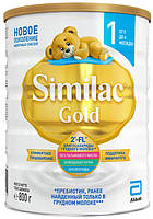 Смесь молочная сухая Симилак GOLD 1 800 гр Similac