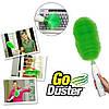 Вращающаяся электрическая щетка веник для уборки Go Duster (Реплика), фото 2