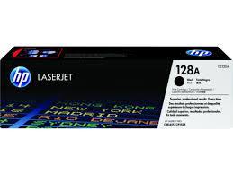 Заправка картриджа HP CE320A(128A) черный