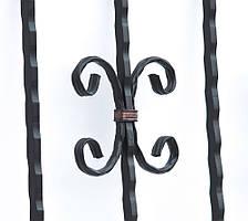 Кованная решетка РГ-02, фото 2