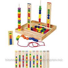 Набір для навчання Логіка Viga Toys