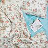 Постельное белье Вилюта сатин твил 314 двуспальное, фото 3