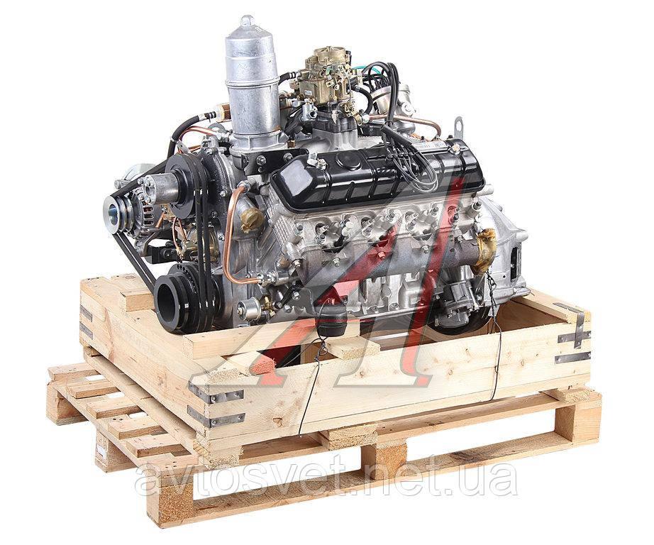 Двигатель ГАЗ-66 в сборе (4-ти ступенчатая КПП) (производитель ЗМЗ) 513.1000400-20