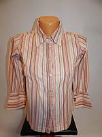 Рубашка для девочки Kids,рост 128-134,  086КР