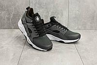 Кроссовки G 5100-3 (Nike Huarache) (весна/осень, мужские, текстиль, серый), фото 1