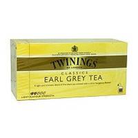Чай черный Twinings Earl Grey, 25п.х2г