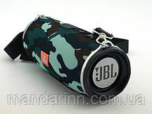 Колонка JBL Xtreme mini  (комуфляж) с ремешком