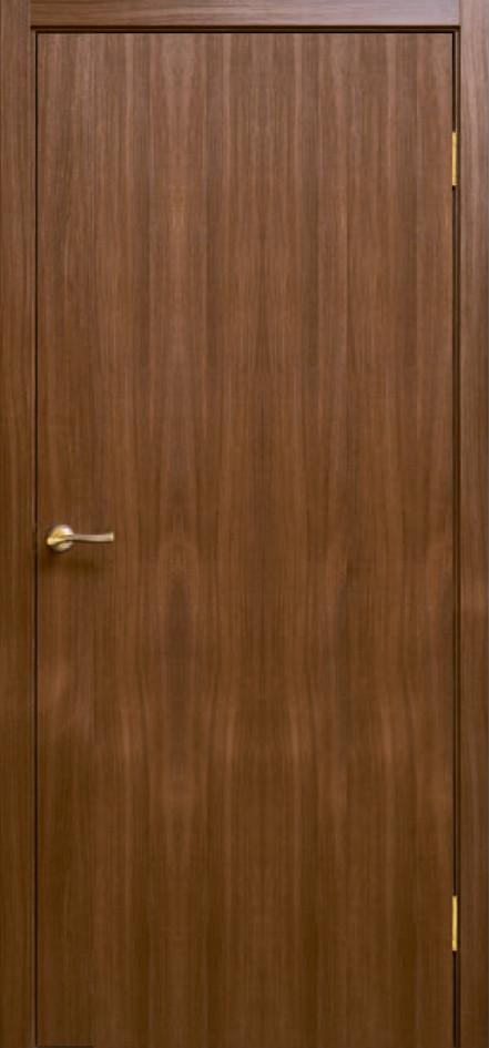 Дверное полотно Орех  коллекция Office