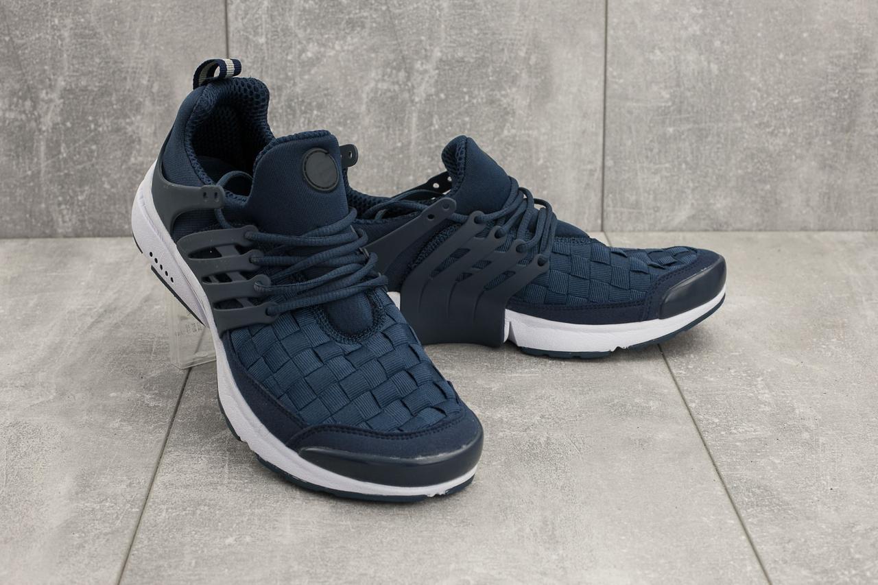 Кроссовки G 5079-1 (Nike Presto) (весна/осень, мужские, текстиль, синий)