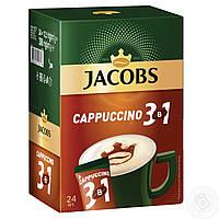 Кофейный напиток  Jacobs 3в1 Cappuccino 24 х 12 г