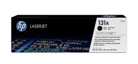 Заправка картриджа HP CF210А (131A) черный