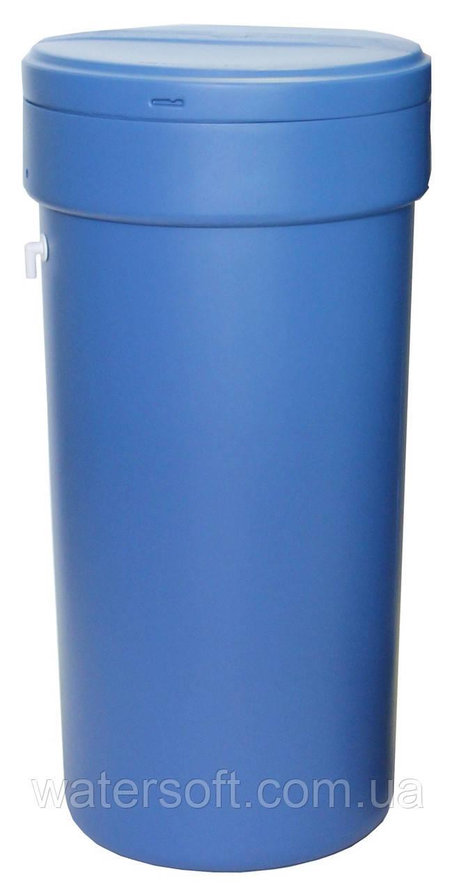 Солевой бак для регенерации Clack 125 литров