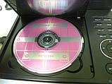 Портативный DVD телевизор + игровая приставка ERGO, фото 2