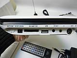 Портативный DVD телевизор + игровая приставка ERGO, фото 5