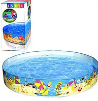 Бассейны надувные Интекс.Детские надувные игровые бассейны.Бассейн наливной Intex.