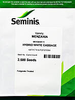 Капуста МЕНЗАНИЯ F1    MENZANIYA  Seminis 2500 шт