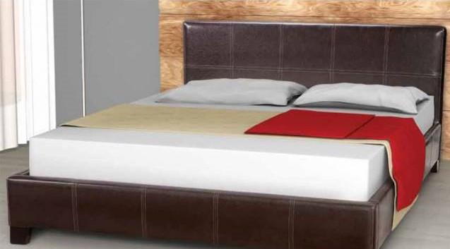 Двуспальная Кровать Сиеста