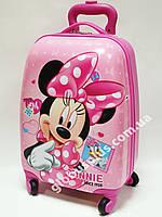 Детский чемодан дорожный на колесах «Минни Маус -5», 520397, фото 1