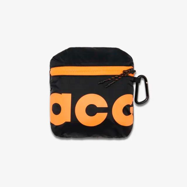 Рюкзак Nike ACG Packable   в сложенном виде