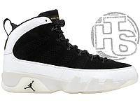 Мужские кроссовки Jordan 9 IX Retro City of Flight Black/White 302370-021