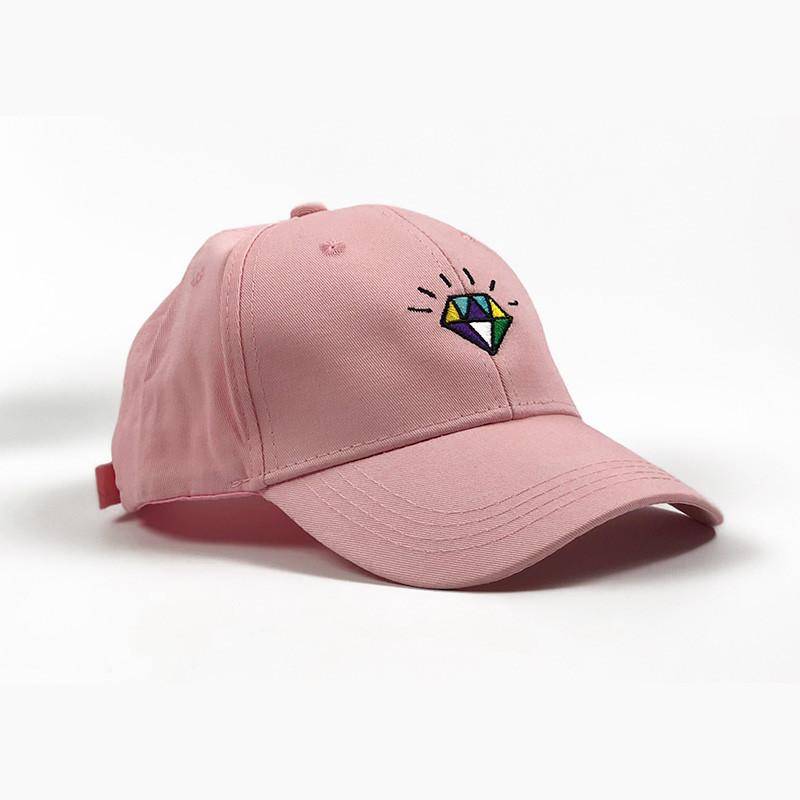 Бейсболка МК-1011 розовая