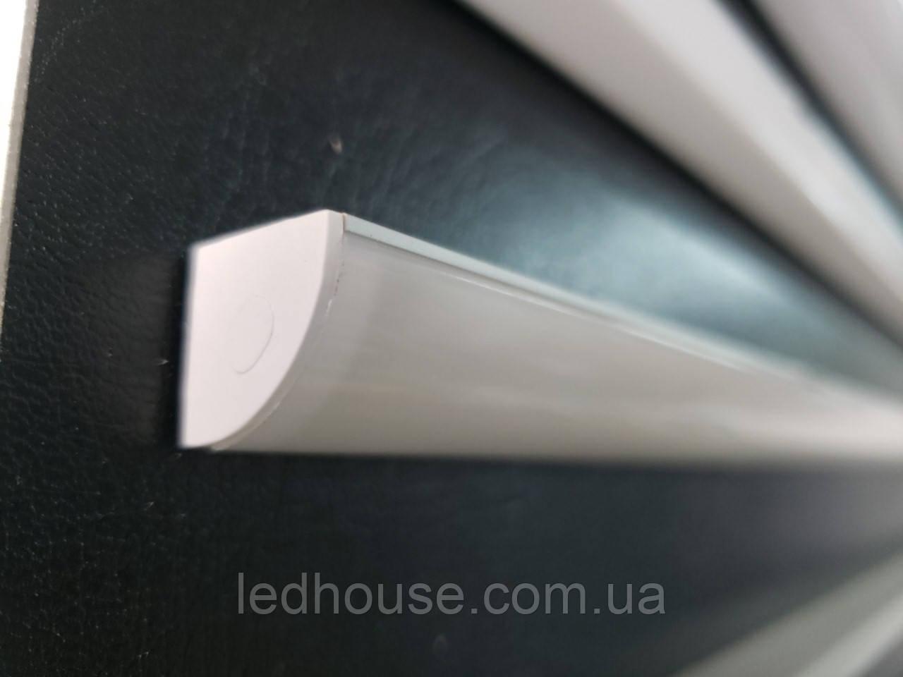 Профиль алюминиевый угловой ЛПУ16 16х16 анодированный