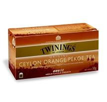 Чай черный Ceylon Orange Pekoe Twinings – 25п.х2г