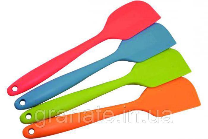 Лопатка кухонная силиконовая 28.5 см