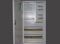 Внутренний металический распределителный шкаф на 36 автоматов для трехфазного счетчика