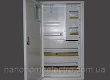 Накладной металический шкаф 36 автоматов для трехфазного счетчика