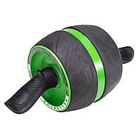 Ролик для пресса с возвратным механизмом 4FIZJO AB Wheel 4FJ0018 Green