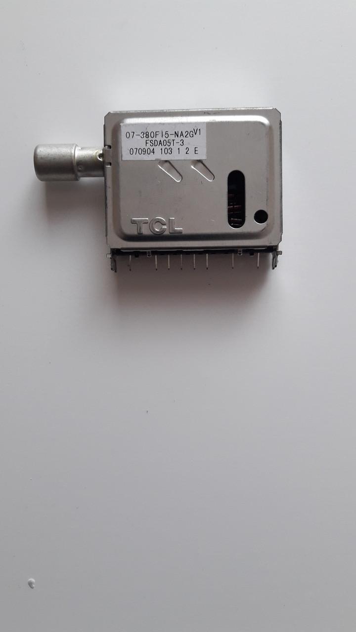 Тюнер телевизора 07-380F15-NA2G FSDA05T-3  Оригинал новый