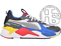 Мужские кроссовки Puma RS-X Toys White 369449-02