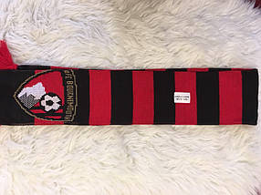 Футбольный шарф Борнмут A.F.C. Bournemouth, фото 3