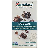 Гуггул, Himalaya, 60 капсул