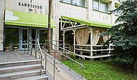 Летние сборно-разборные кафе, фото 1