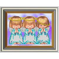 Картина вышивка бисером Почти идеальный (14,8 х 20,3 см) Княгиня Ольга СД-068ч