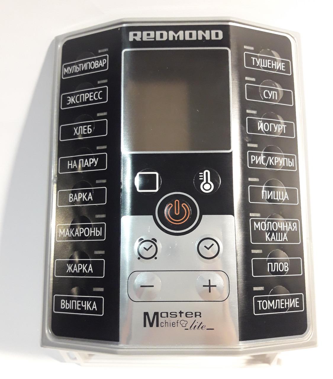 Панель лицевая с держателем плат мультиварки Redmond RMC-M252
