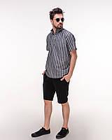 Костюм мужской шорты и рубашка , фото 1
