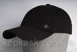 Бейсболка трикотаж Adidas значек из металла