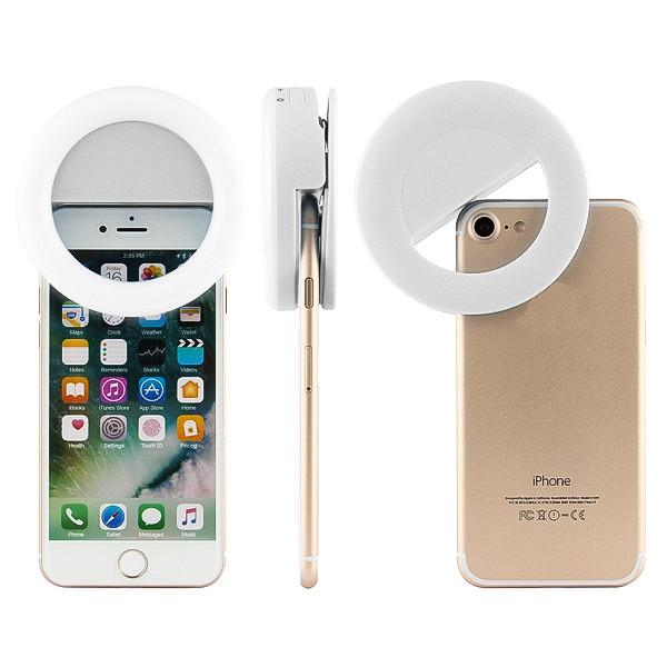 Селфи кольцо Selfie Ring Light RK-12