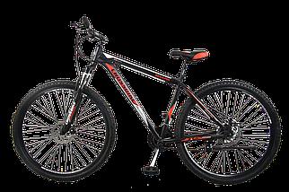 """Горный велосипед 29"""" CROSS SHARK, фото 3"""
