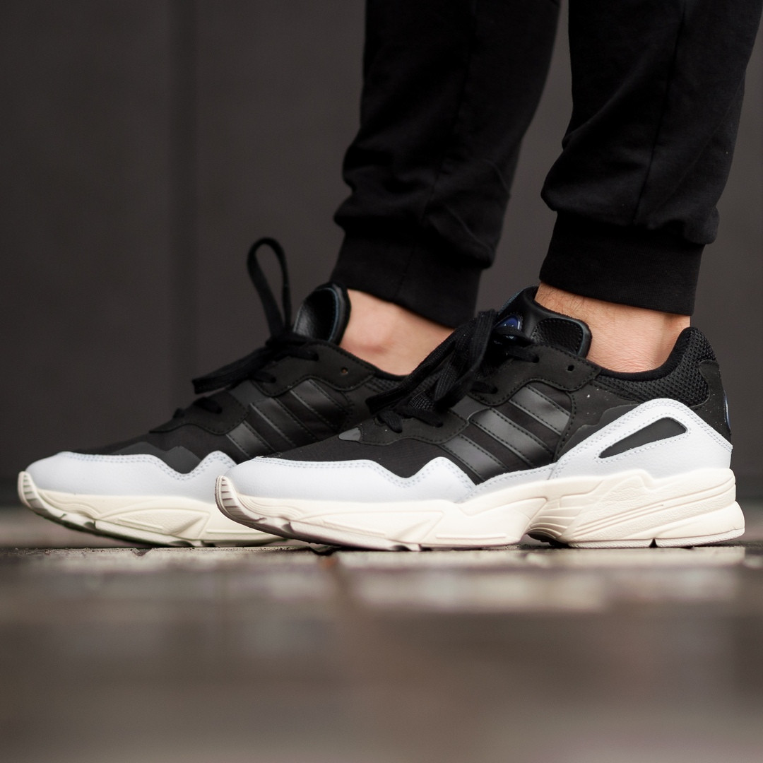 adidas yung 96 black and white